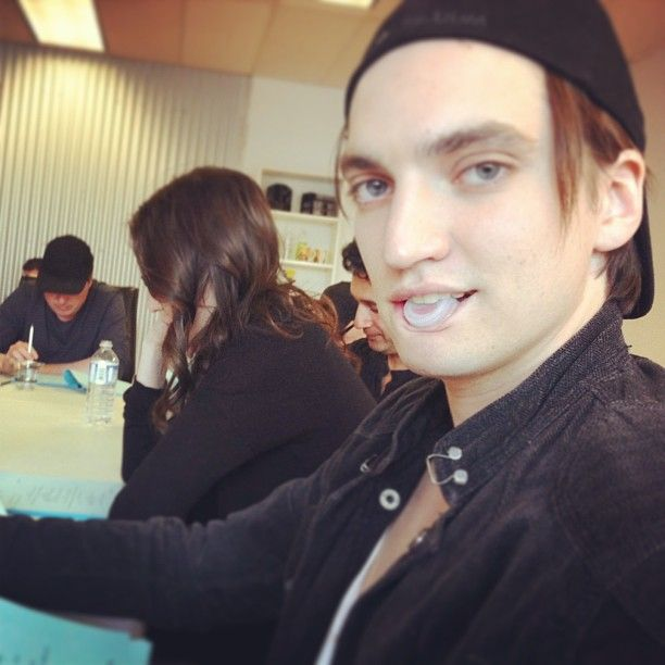 Continuum Cast Readthrough Richard Harmon Lexa Doig Stephen Lobo And Taking The Picture
