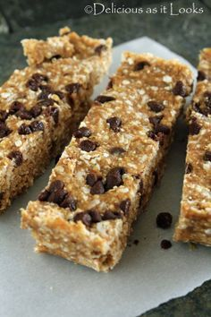 PB2 Quinoa Granola Bars Gluten-Free, Dairy-Free, Vegan, Low-FODMAP  /  Delicious as it Looks