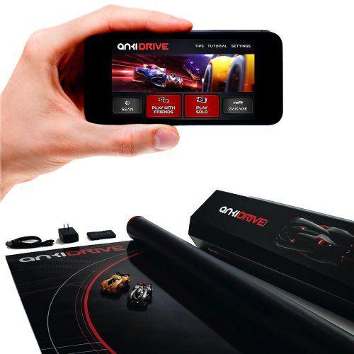 Anki Drive Intelligent Car Racing Game