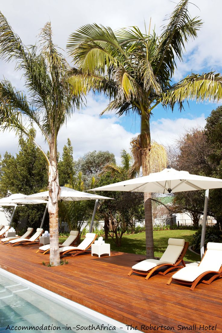Relax at The Robertson Small Hotel. Accommodation in Robertson. Accommodation at The Robertson Small Hotel. Robertson Accommodation.