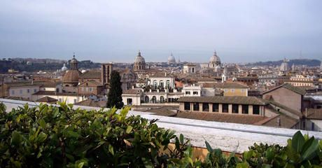 Musei Capitolini--website. The Terrazza Caffarelli houses the Coffee Capitol - refreshment bar/café, at the end of the museum tour, opened every day from 9.30 to 19.00.
