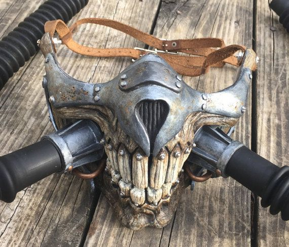 Mad Max Immortan Joe Mask: Highest-Quality by ImmortalProps