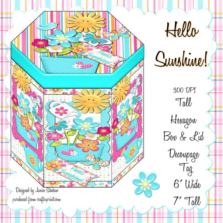 An adorable gift box for any occasion!