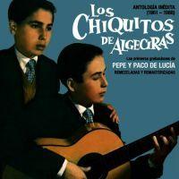 Antología inédita [enregistrament sonor] : 1961-1988 / Los Chiquitos de Algeciras ; canta: Pepe de Algeciras, guitarra: Paco de Lucía #flamenco #music #música #películas #film #flamenc #library#biblioteca#cine #flamenco book #libros flamenco #bbcnRamondAlos