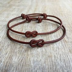 Lovers Key, Simple Bracelet, His and Hers Bracelets, Couples Jewelry, His and Hers Gifts, Infinity Couple Bracelet, Minimalist LC001118