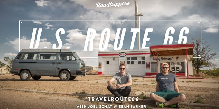 Two guys, a van, and the Mother Road Route 66: Part 3 #travel #roadtrips #roadtrippers