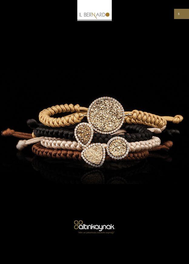 İl Bernardo özel koleksiyon ürünleri...