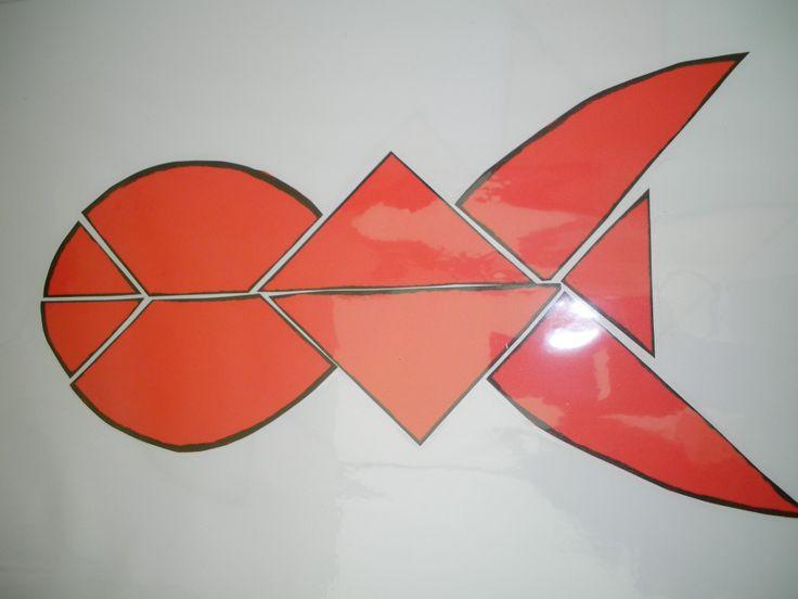 Ei-tangram: vis