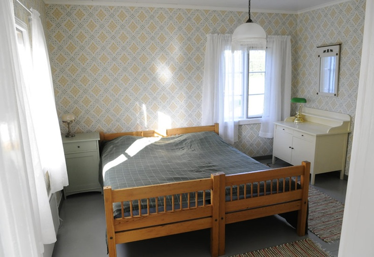 Have sweet dreams in a cosy Aukusti cottage.