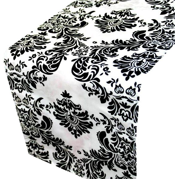 damask party supplies | Black Damask Party Supplies Main Page