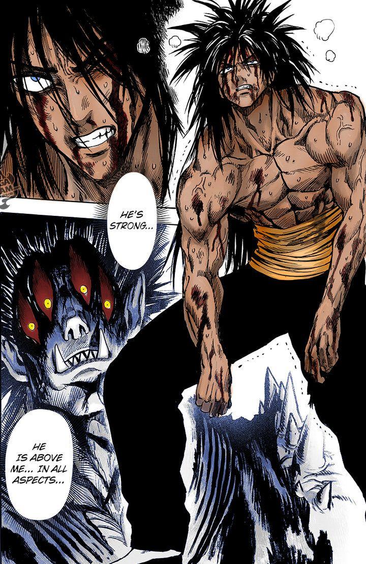 Resultado De Imagem Para Suiryu One Punch Man One Punch Man Manga One Punch Man Anime One Punch Man