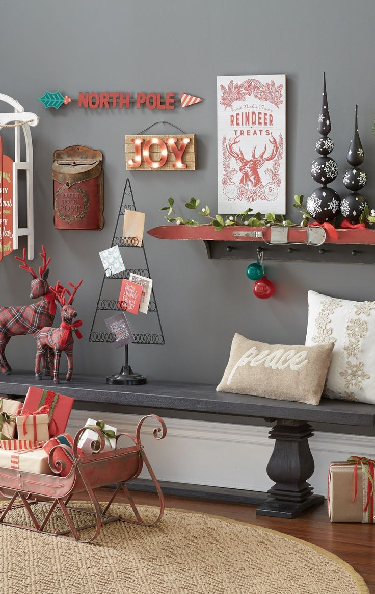 314 best Holiday images on Pinterest | Christmas deco, Christmas ...