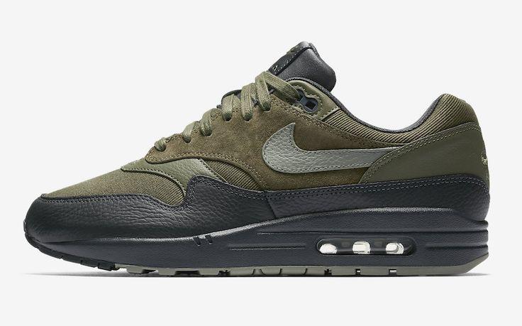 Nike Air Max 1 Premium Dark Stucco 875844-201 - Sneaker Bar Detroit