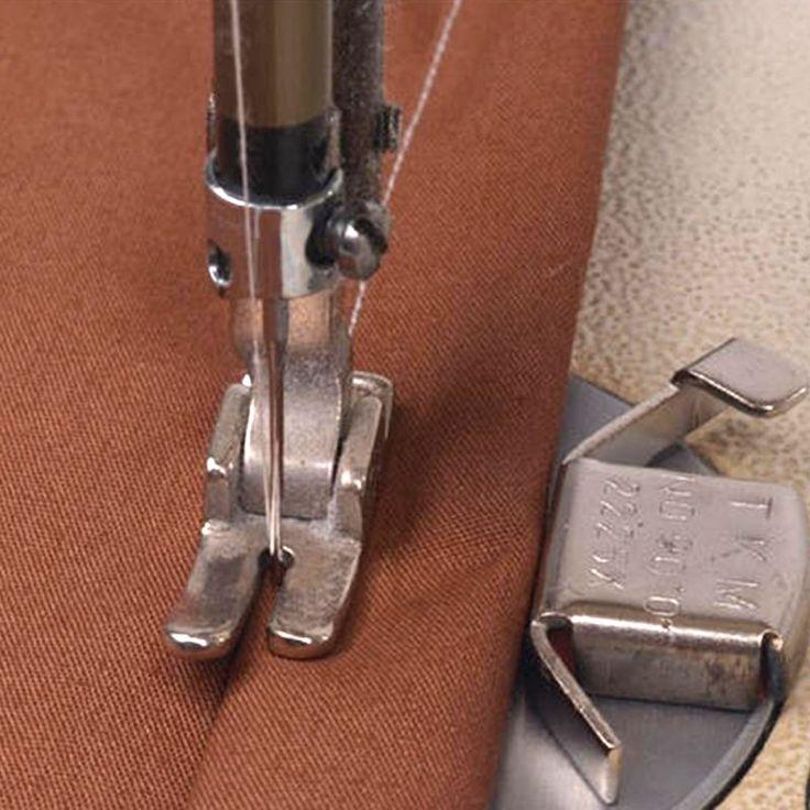 7 kr på Ebay. Smart magnetisk kant til å ha på symaskinen for nøyaktig sømmonn.