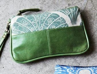Sahara Leather Purse in MINT!  From Tilburg.