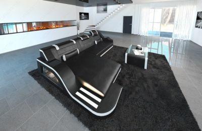 Sofa Dreams Design Ledersofa PALERMO L Form LED Jetzt bestellen unter: https://moebel.ladendirekt.de/wohnzimmer/sofas/wohnlandschaften/?uid=7ec7cc3a-3abe-5a20-8e08-6197670c13ba&utm_source=pinterest&utm_medium=pin&utm_campaign=boards #sofas #wohnzimmer #wohnl #schaften