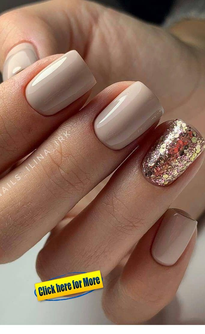 20 Trending Winter Nail Colours Design Ideas For 2019 Shiny
