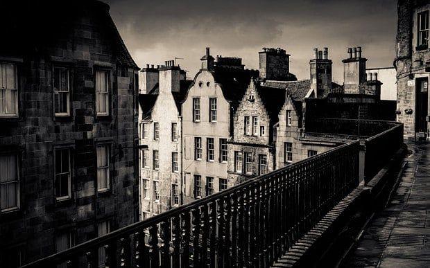 Ian Rankin | Michael Kerr follows a trail of death around the Scottish capital laid ...
