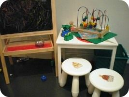 Miss Marmalade :: Brunswick :: Play Area- High Chairs - Change Table - Kids Eats - Babycinos