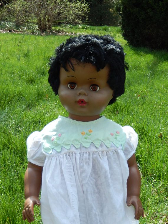 Pin By Kristy Patterson On Vintage Black Dolls African