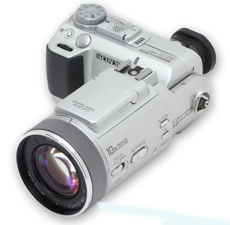 Sony DSC-F505