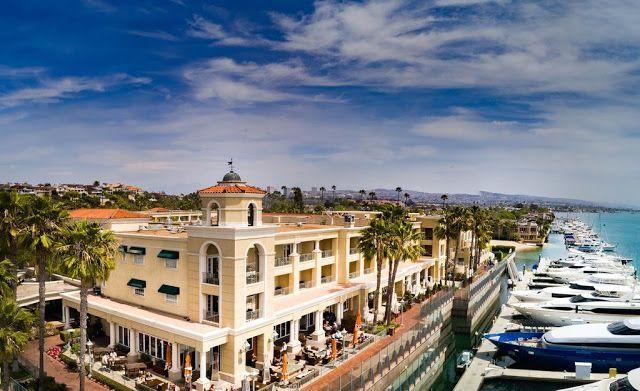 Balboa Bay Resort Newport Beach