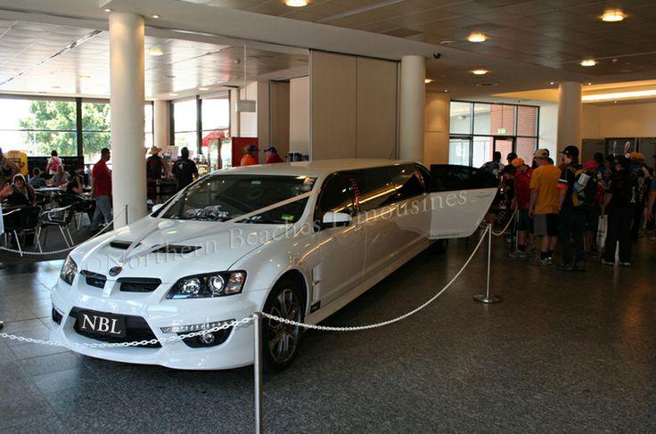 V8 Supercars display @ Homebush