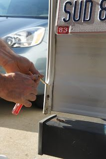 How to re-seal a camper--this has to be done every 4-5 years to keep your camper leak free!