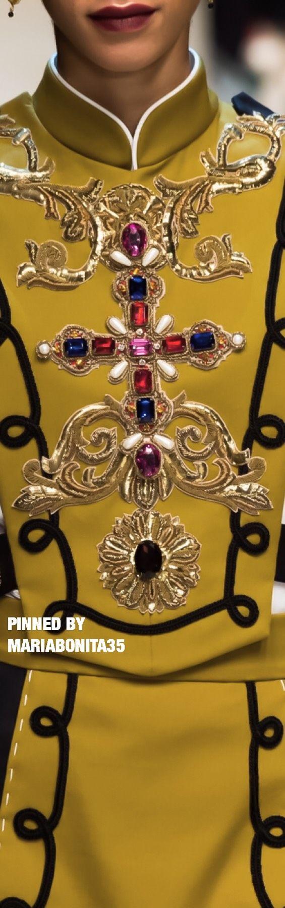 Dolce & Gabbana SS17 RTW