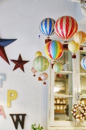 エアバルーン air balloon display