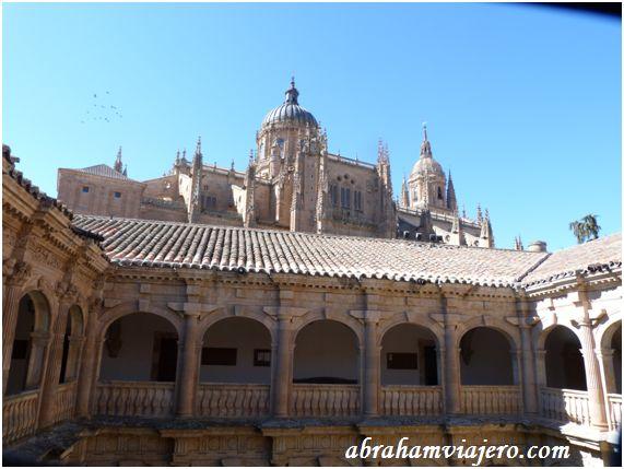 Hospedería de Anaya Salamanca
