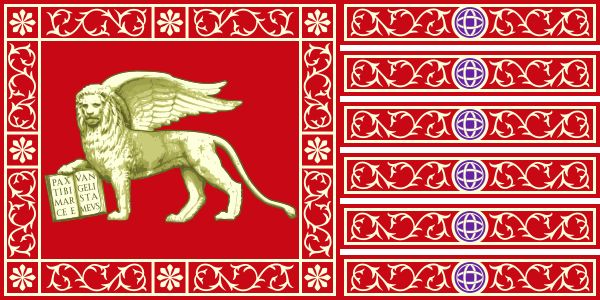 Flag of Most Serene Republic of Venice - Flag of Veneto - Wikipedia, the free encyclopedia