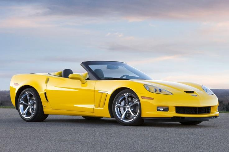 Chevrolet Corvette Convertible Corvette grand sport
