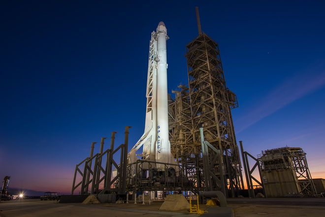 SpaceX Launching NASA Cargo from Apollo Pad Saturday: Watch It Live