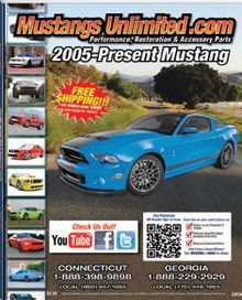 Classic Mustang parts and accessories