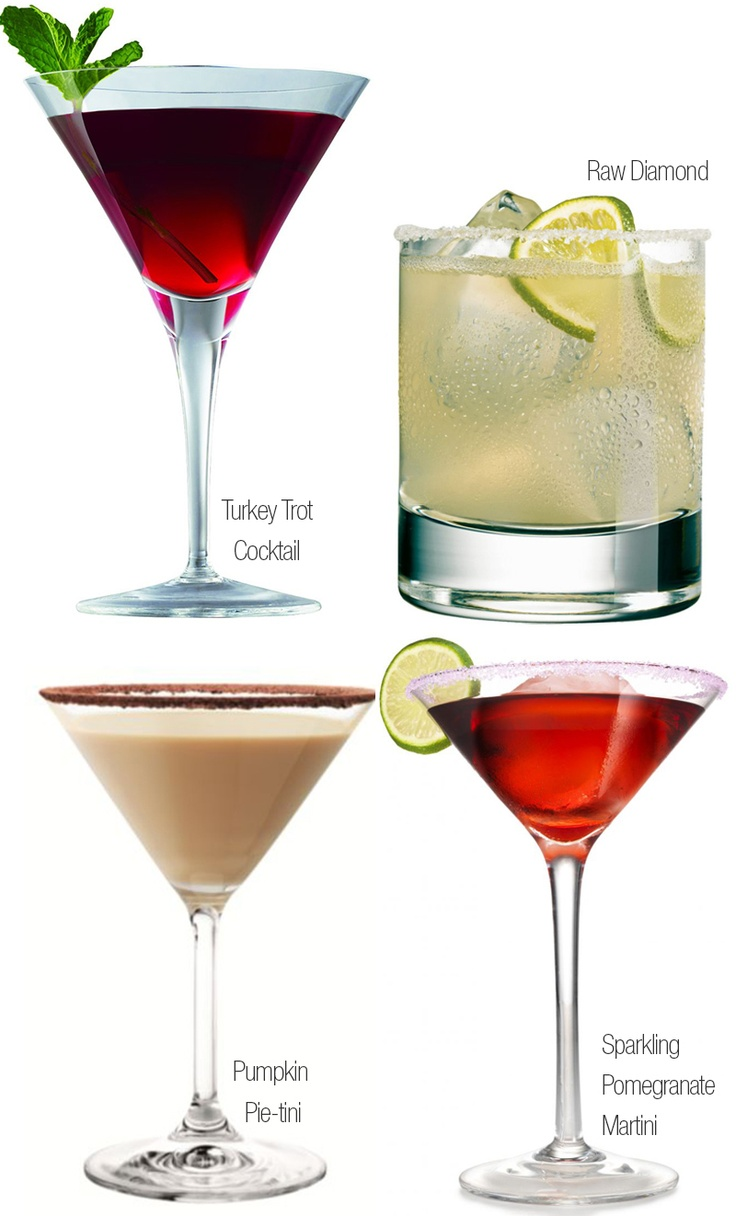 Thanksgiving cocktails november ideas pinterest for Thanksgiving drink recipes with alcoholic