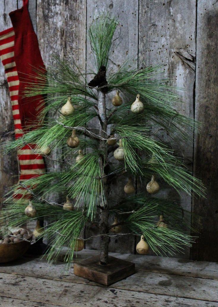 563 best Oh Tannenbaum! images on Pinterest Primitive christmas - primitive christmas decorations