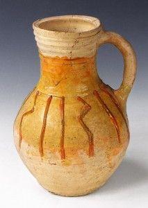 Cruche médiévale d'Andenelle   Musée de la Céramique