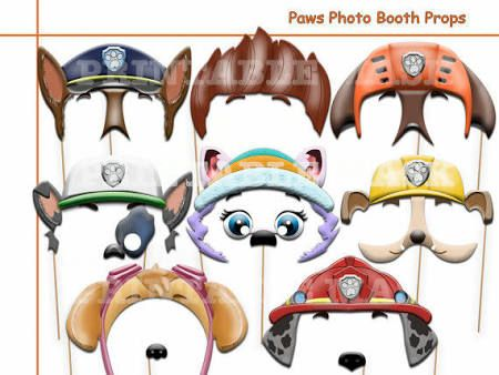 paw patrol birthday theme party activities - Google Search
