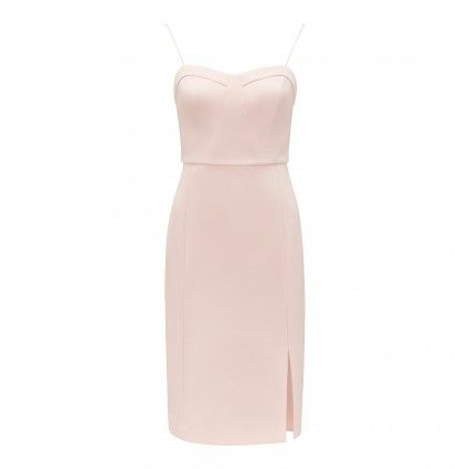 Forever New. Little pink sexy and elegant dress. Perfect for summer wedding or a romantic dinner.