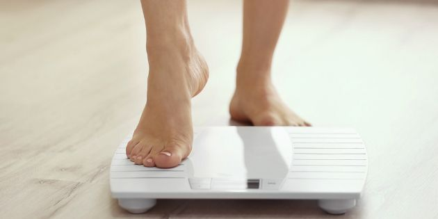 Renew your New Year's resolution and move that scale in the right direction!