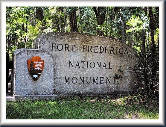 Fort Frederica & The War of Jenkins' Ear #Georgia http://www.myqualitytime.net/2014/06/fort-frederica-war-of-jenkins-ear.html