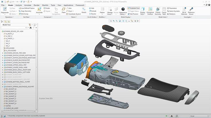 Stratasys и PTC объединяют свои силы для оптимизации процесса 3D-печати | Выставка передовых технологий 3D-печати
