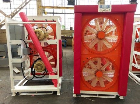 New Jet-Ready Precooler aims to revolutionize precooling of produce