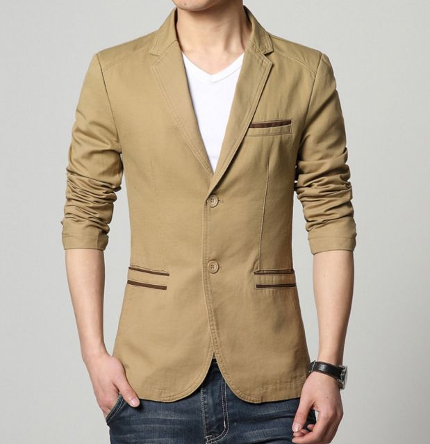 Men's Casual Blazer Sale. Check out our Men Blazers and Sports Jackets at daily deal pricing. Buy Direct and save $20 instantly. No code require! Material : Cotton Blend / Polyester Color : Navy Blue,