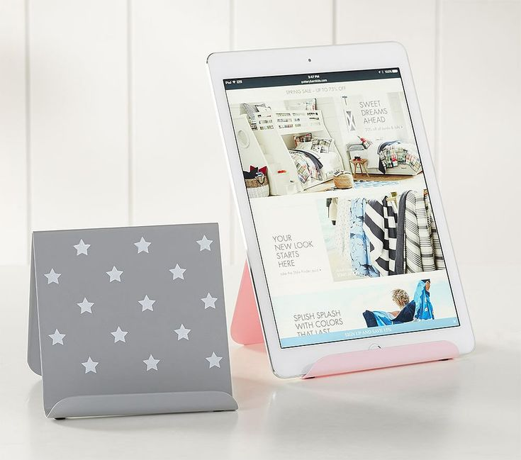 Tween Gift Ideas Pottery Barn Kids Heart And Star Tablet Stands Tween Gifts Tablet Stand Tablet