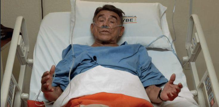 (Video) Héctor Suárez es hospitalizado y manda mensaje - http://www.esnoticiaveracruz.com/video-hector-suarez-es-hospitalizado-y-manda-mensaje/