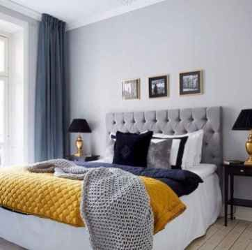 70 Bright Yellow Bedroom Decor Ideas