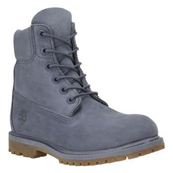 Timberland - Boots Heritage 6-inch Premium Femme - Bleu Pastel