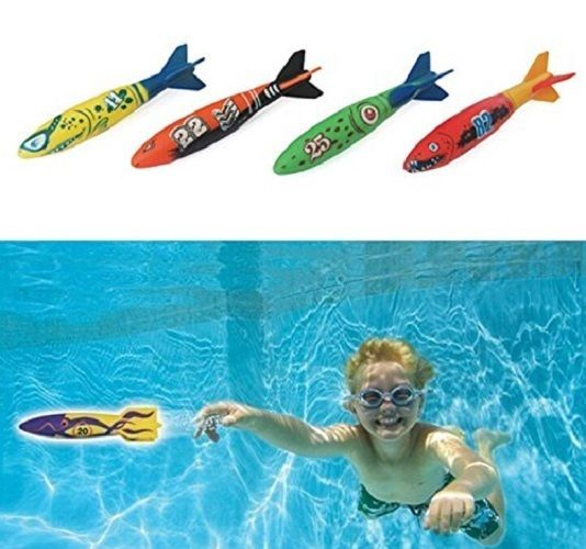 Outdoor Water Toys Kids Garden Play Childrens Swimming Pool Bath Diving Game Toy #B015X471AY